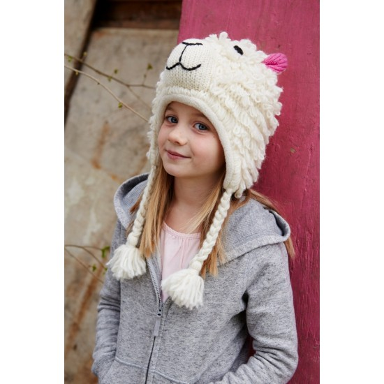 Kids Animal Hat Sheep